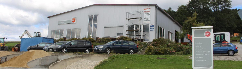 Autowerkstatt Kinateder - Firmengebäude